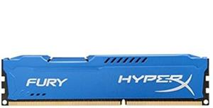 KingSton HyperX FURY DDR3 4GB 1866MHz CL10 Single Channel Desktop Ram
